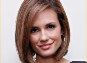 Photo of Charming hairstyles mid-length bob model
