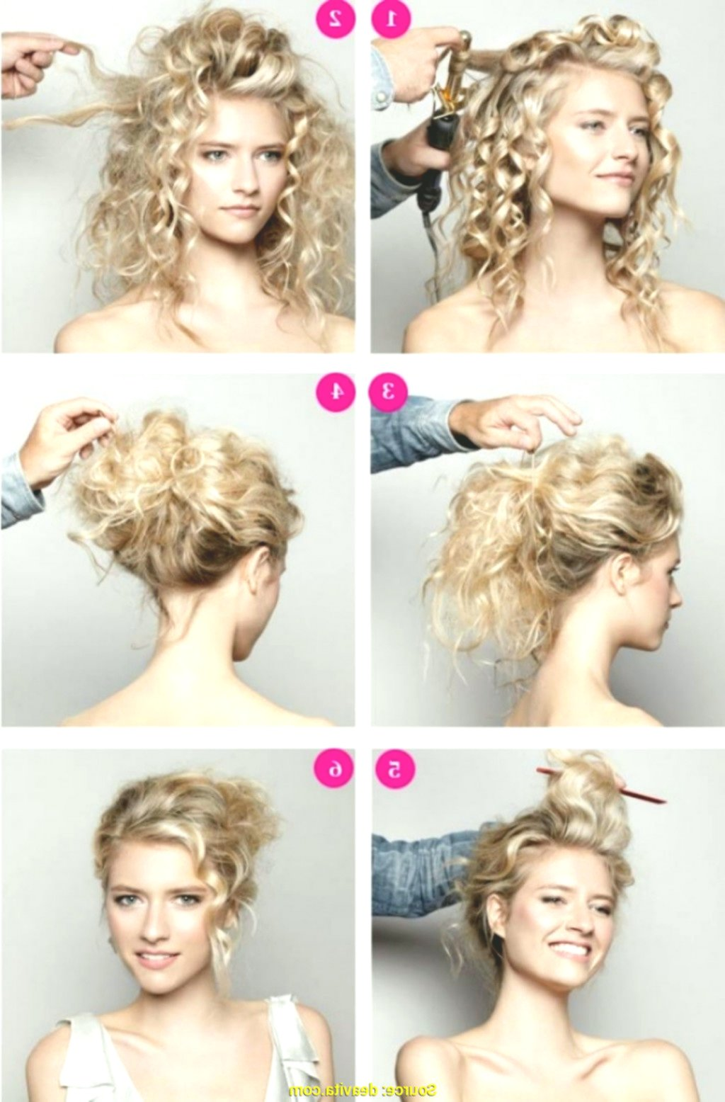 elegant simple hairstyles to make yourself plan Beautiful Simple Hairstyles To Do Concepts