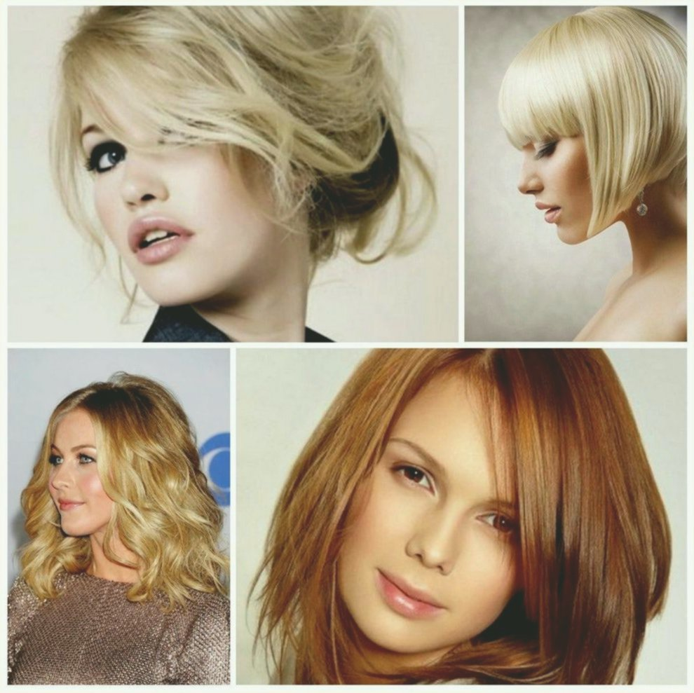 unique hairstyles blond medium-length architecture-top hairstyles Blond Mittellang Image