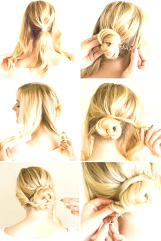 lovely simple hairstyles for shoulder-length hair pattern-Cute Simple Hairstyles For Shoulder-length Hair Design