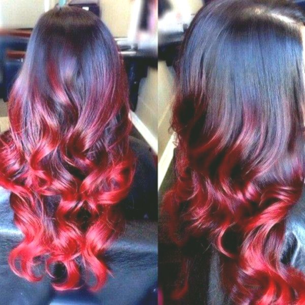 contemporary hair dye red inspiration-Breathtaking hair-dyeing red wall