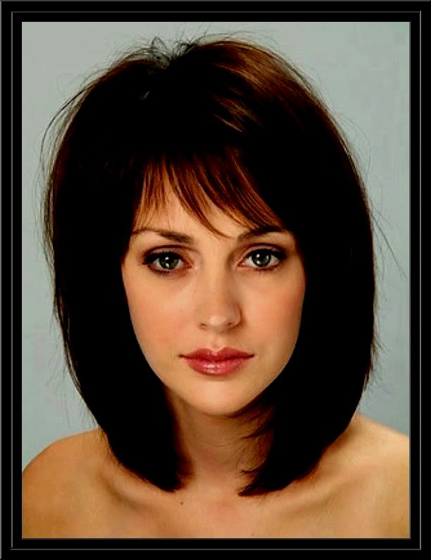 wonderfully stunning shoulder length haircut portrait-Excellent shoulder length haircut collection