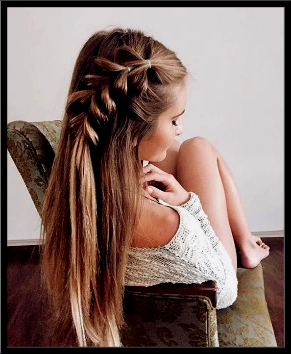 terribly cool wedding hairstyles semi-open background-Modern wedding hairstyles Semi-open layout