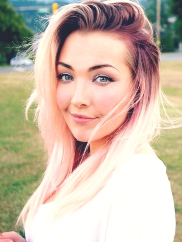 lovely cool hair color model-fancy cool hair color architecture
