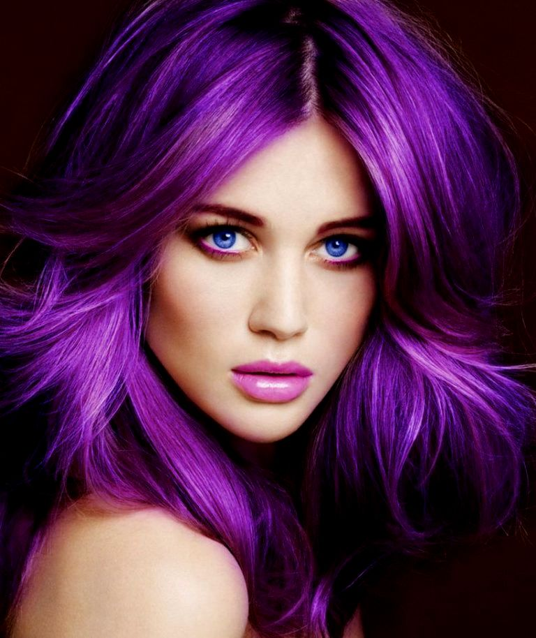 Fancy Purple Red Hair Architecture-Modern Purple Red Hair Reviews