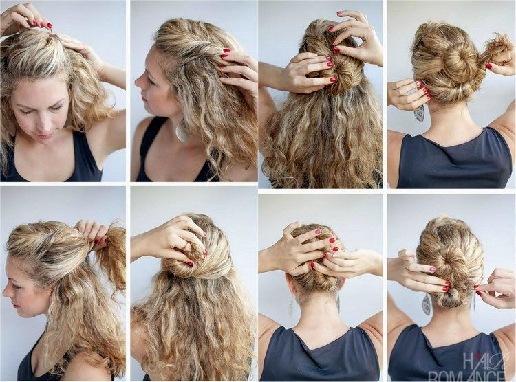 fresh natural curls hairstyles for imitation collection-Modern Naturlocken Hairstyles To imitate models