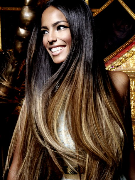Best Blonde Strands On Brown Hair Concept Cool Blonde Highlights On Brown Hair Ideas