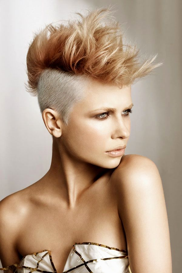 terribly cool short hairstyles sidecut online-Unique Short Hairstyles Sidecut Decor