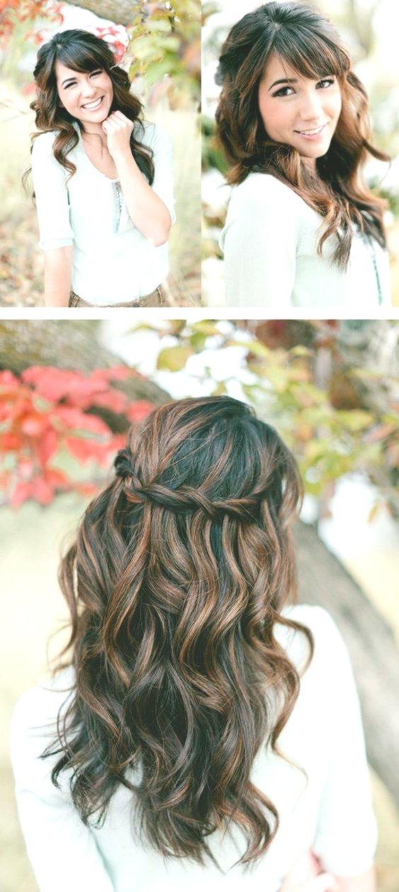 lovely open hair wedding photo picture - Beautiful open hair wedding model