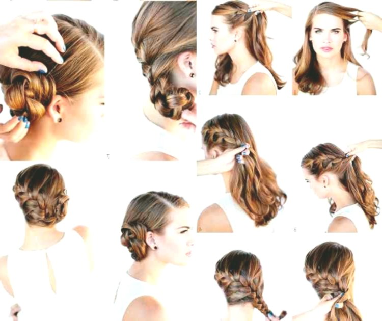 Stylish bridal hairstyles medium-length collection-Cool Bridal Hairstyles Medium-length pattern