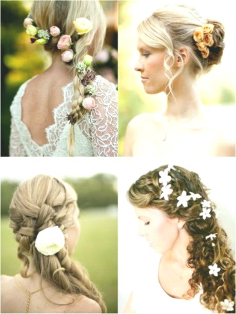 fancy wedding hairstyles with flowers picture-Fantastic wedding hairstyles With flowers decoration