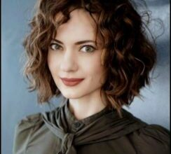 Photo of Superb Bob Hairstyles Curly Model