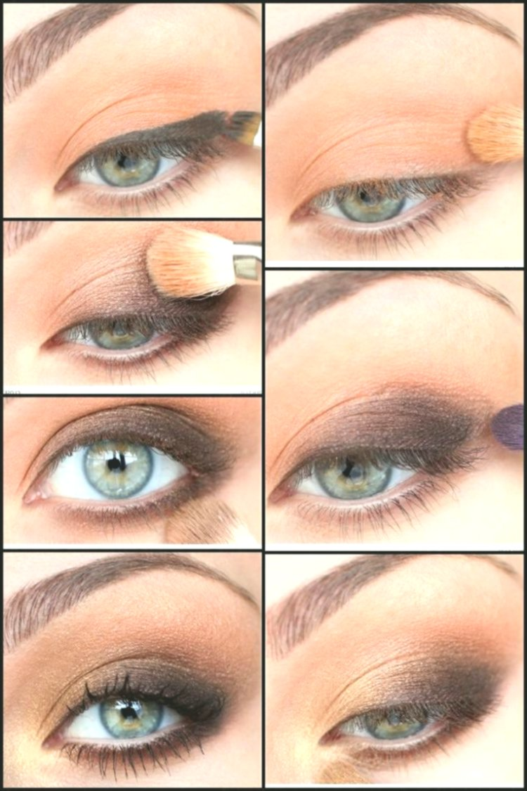 fantastic brown hair blue eyes collection-Modern brown hair Blue eyes construction