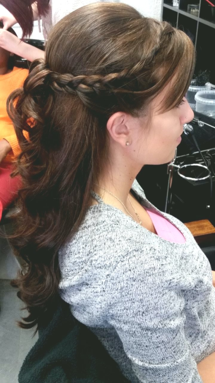 fascinating braided hairstyles with curls décor-Fascinating braided hairstyles With curls construction