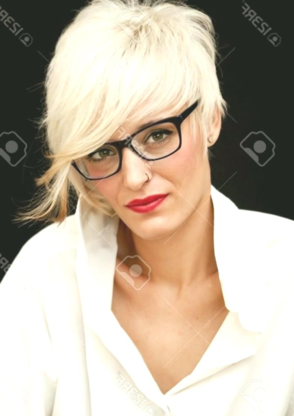luxury short hairstyles for spectacle wear collection-Best Kurzhaarfrisuren For eyeglass wearers ideas