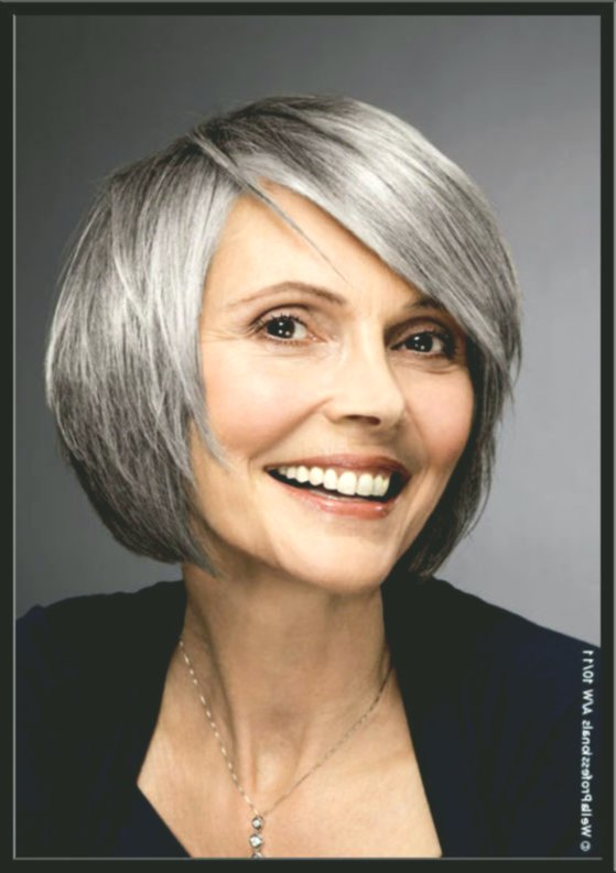 Best of Short Hairstyles for Gray Hair Decoration-Modern Short Hairstyles For Gray Hair Layout