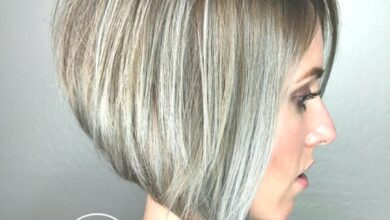 Photo of 10 Best Short Hairstyles for Thick Hair in Fab New Color Combos