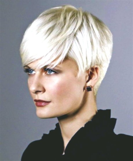 incredible blonde strands short hair picture-New Blonde Strands Short Hair Design