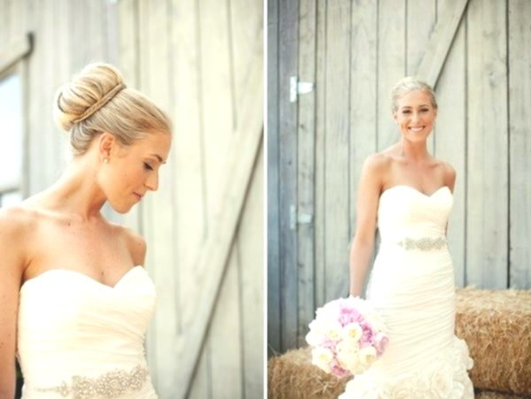 elegant bridal hairstyles medium-length decoration-Cool bridal hairstyles mid-length pattern
