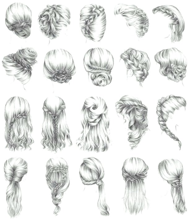 finest beautiful simple hairstyles portrait - Beautiful Beautiful Simple Hairstyles Image