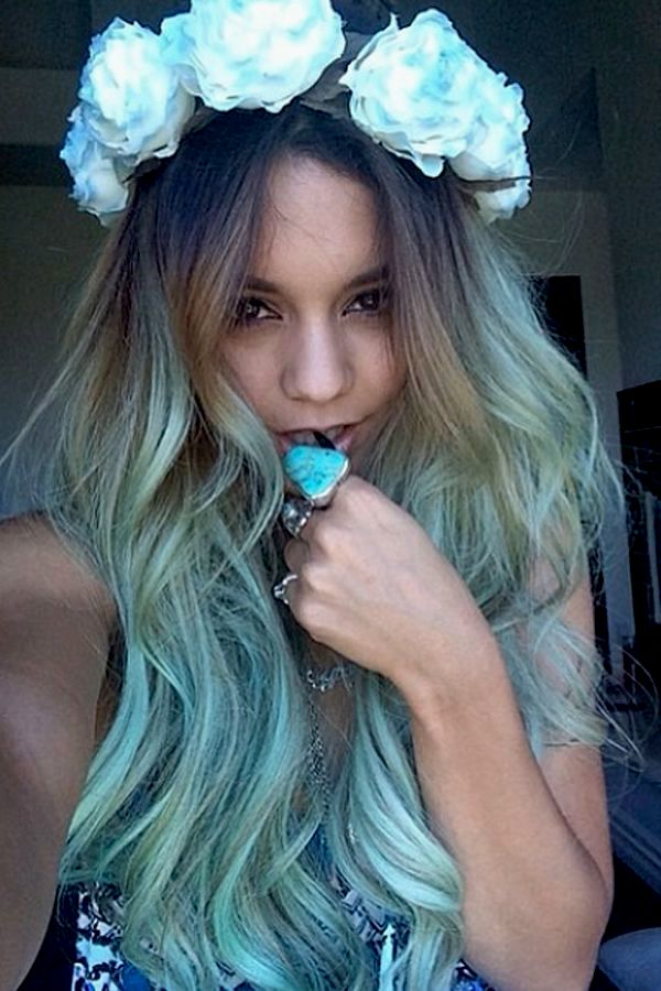 Nice Colorful Hair Short Gallery Modern Colorful Hair Short Photo