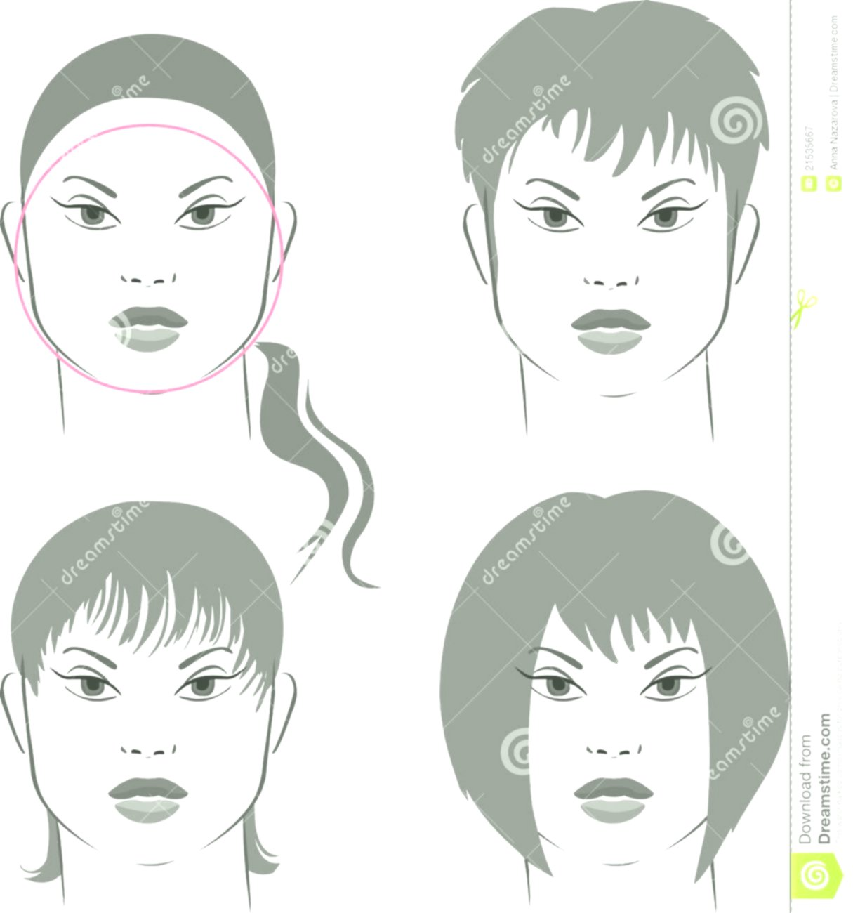 lovely hairstyles for thick face architecture-Elegant Hairstyles for Thick Face Patterns