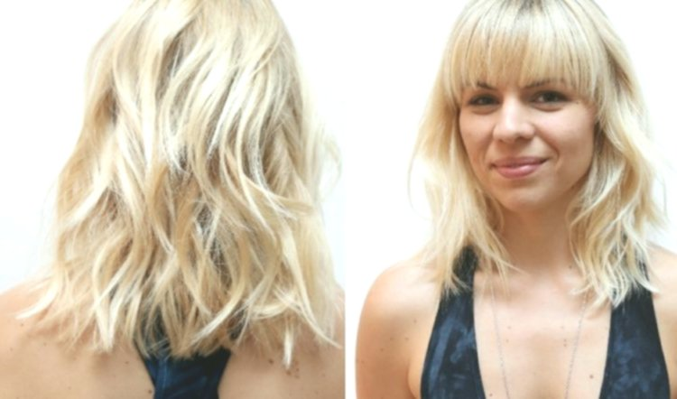 modern hairstyles long bob picture-modern hairstyles Long Bob layout