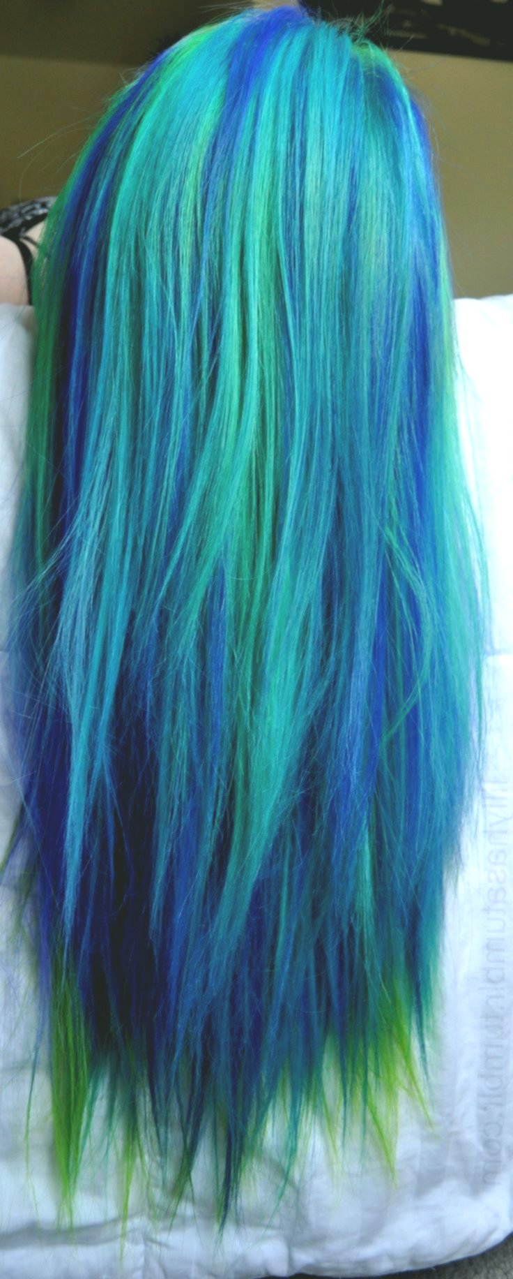 best green hair color online New Green hair color design