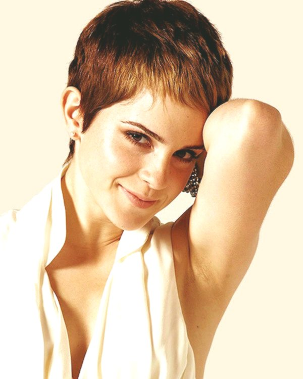 contemporary short hairstyles with bangs portrait-Cool Short Hairstyles With Pony Wall