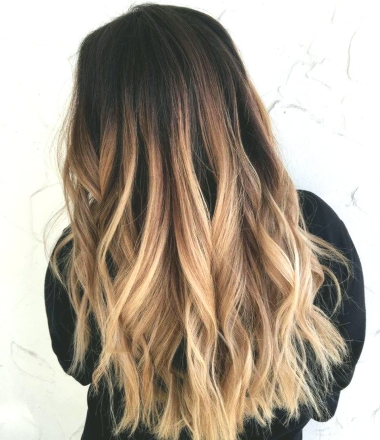 unique hair brown dyeing ideas - Beautiful brown hair dyeing picture