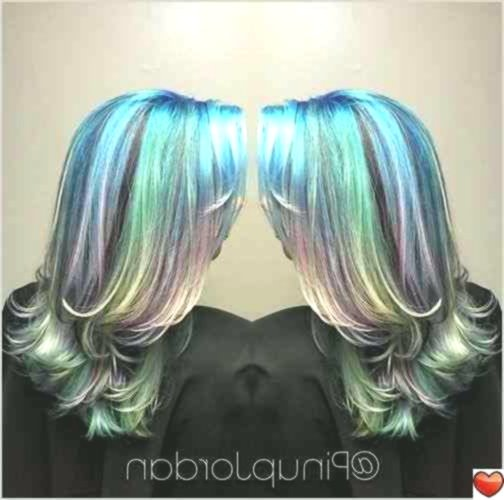 unique cool hair-colored background-Beautiful cool hair-color photography