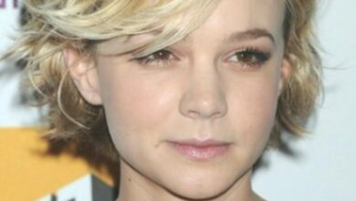 Photo of Carey Mulligan Short hairstyles for wavy hair