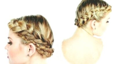 Photo of Gorgeous Crown braided hairstyles tutorials: long hairstyle