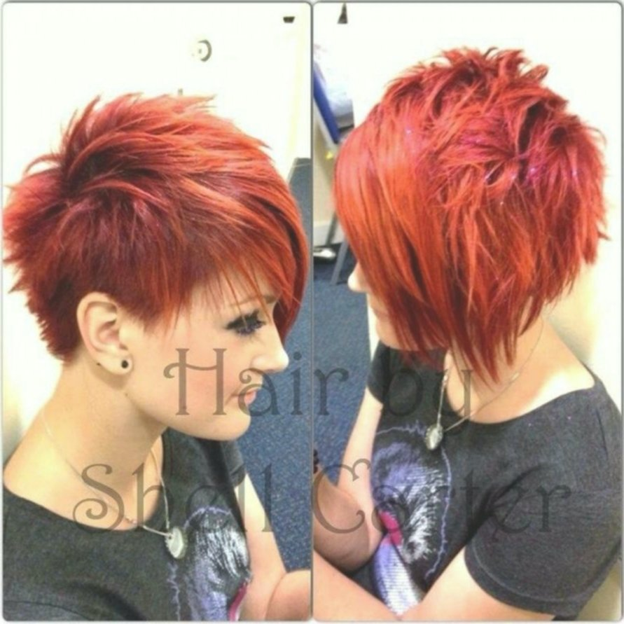 modern red hair collection-fancy red hair layout