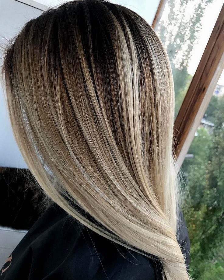 lovely hair color blond brown concept-fancy hair color blond brown collection
