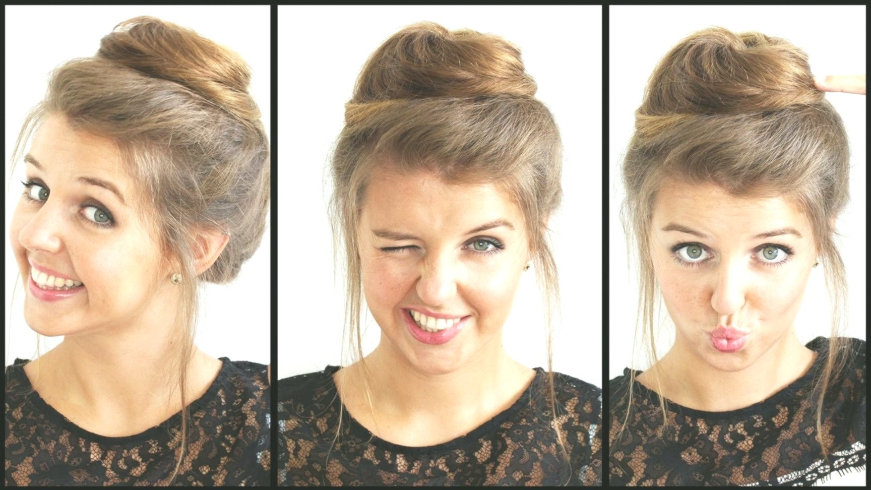 excellent updos easy and fast collection-Finest Updos Easy And Quick Gallery