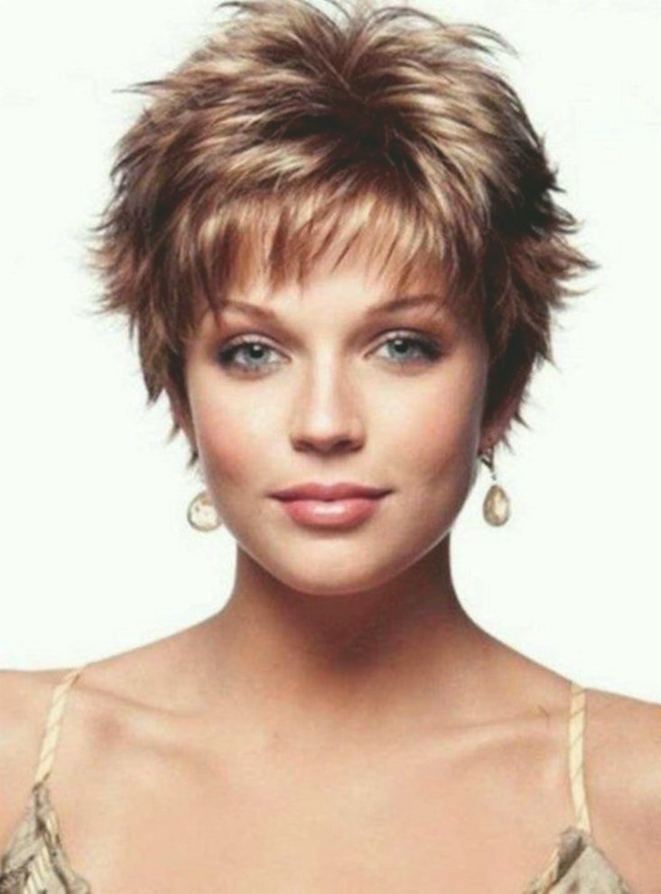 unique easy-care short hairstyles photo picture-top Easy-care short hairstyles concepts