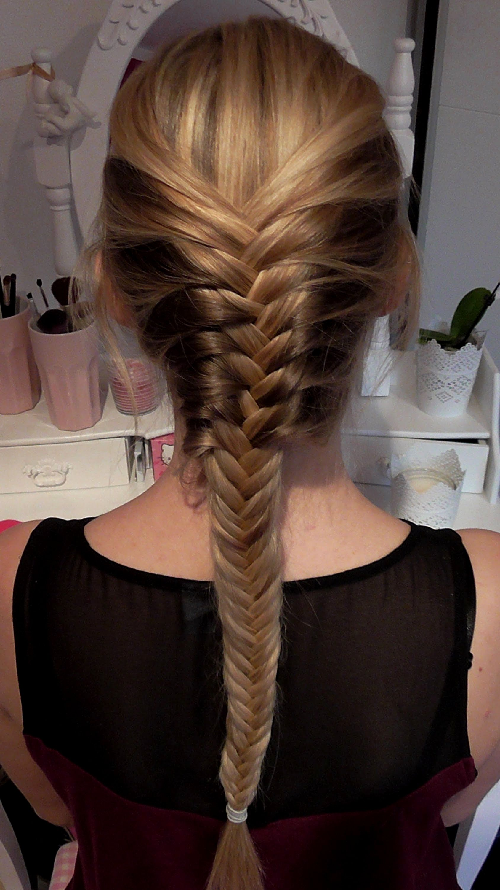 contemporary hair weave decoration-fancy hair braiding layout