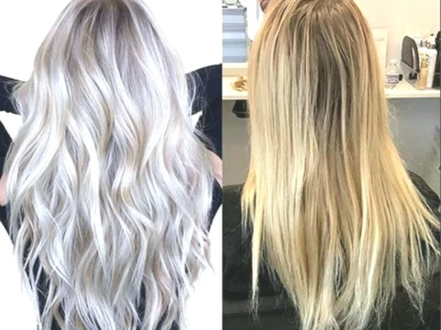 blond hairstyles without yellowing online Top hair blonding No yellowing design