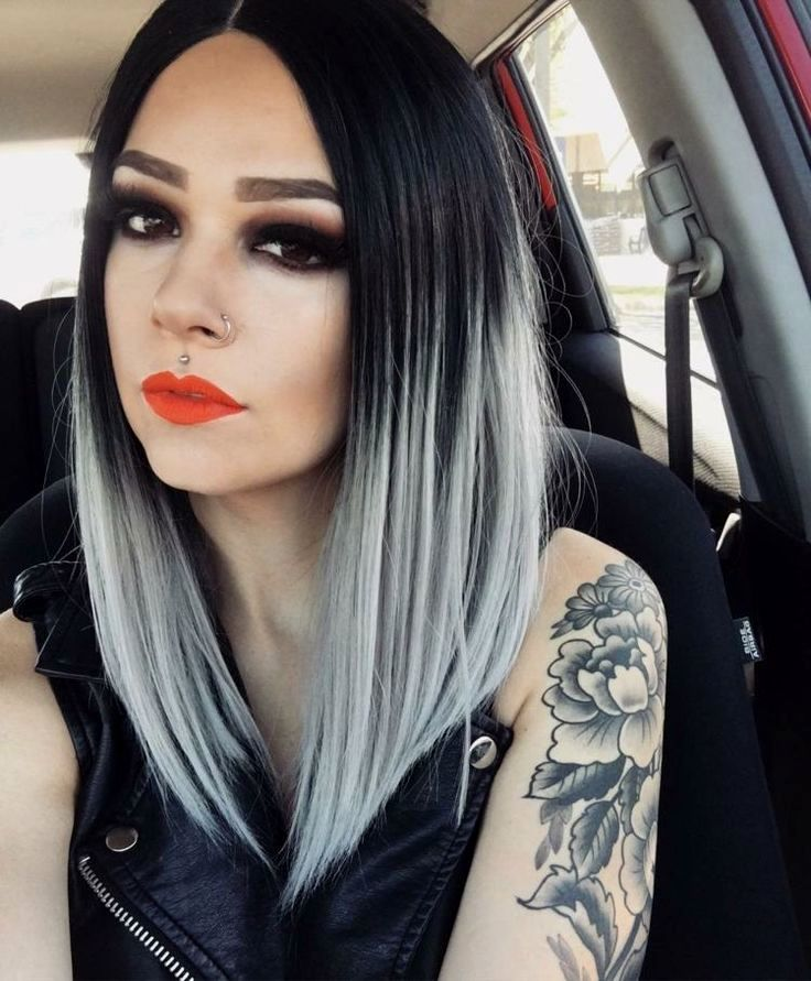 best of hair-colored table gallery-Lovely hair colors table picture