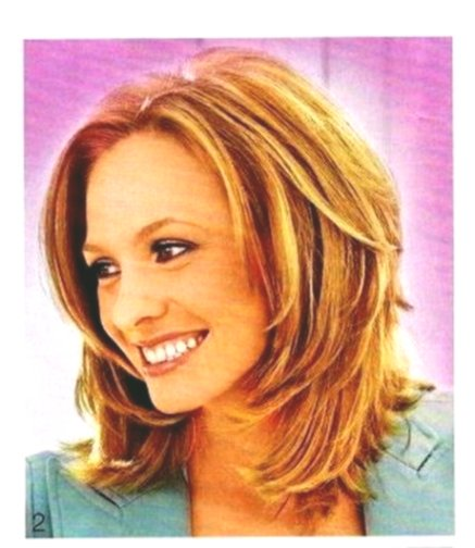 best of hairstyles for half-length hair picture-new Hairstyles for half-length hair design