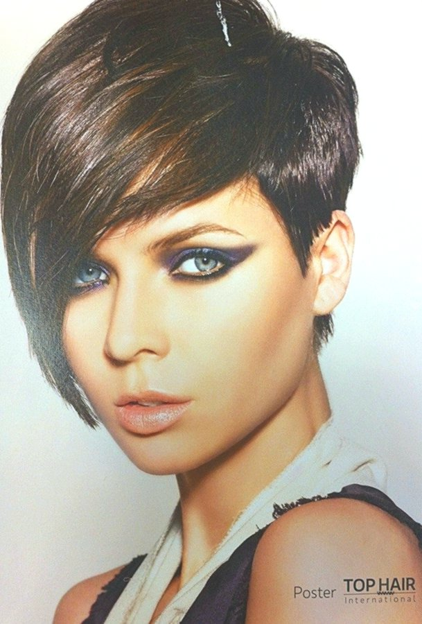 lovely picture of woman hairstyles Portrait Elegant Image Of Woman Hairstyles Gallery