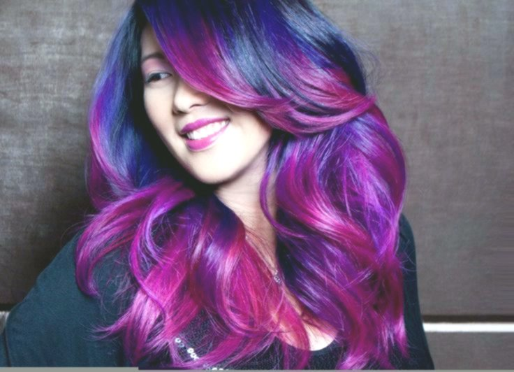sensational cute gaudy hair-colored design-New Gaudy hair colors design