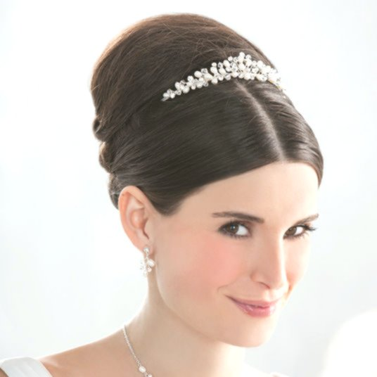 luxury bridal hairstyles short photo picture-Cute Bridal Hairstyles Short Layout