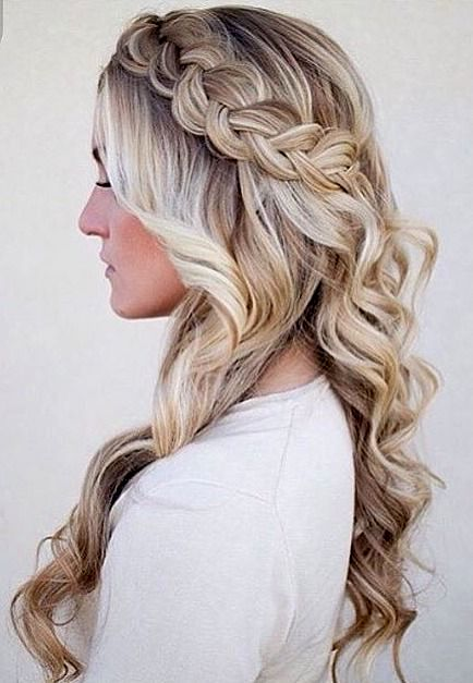 terribly cool hairstyles prom image-Charming hairstyles prom concepts