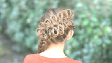 Photo of French braided hairstyles