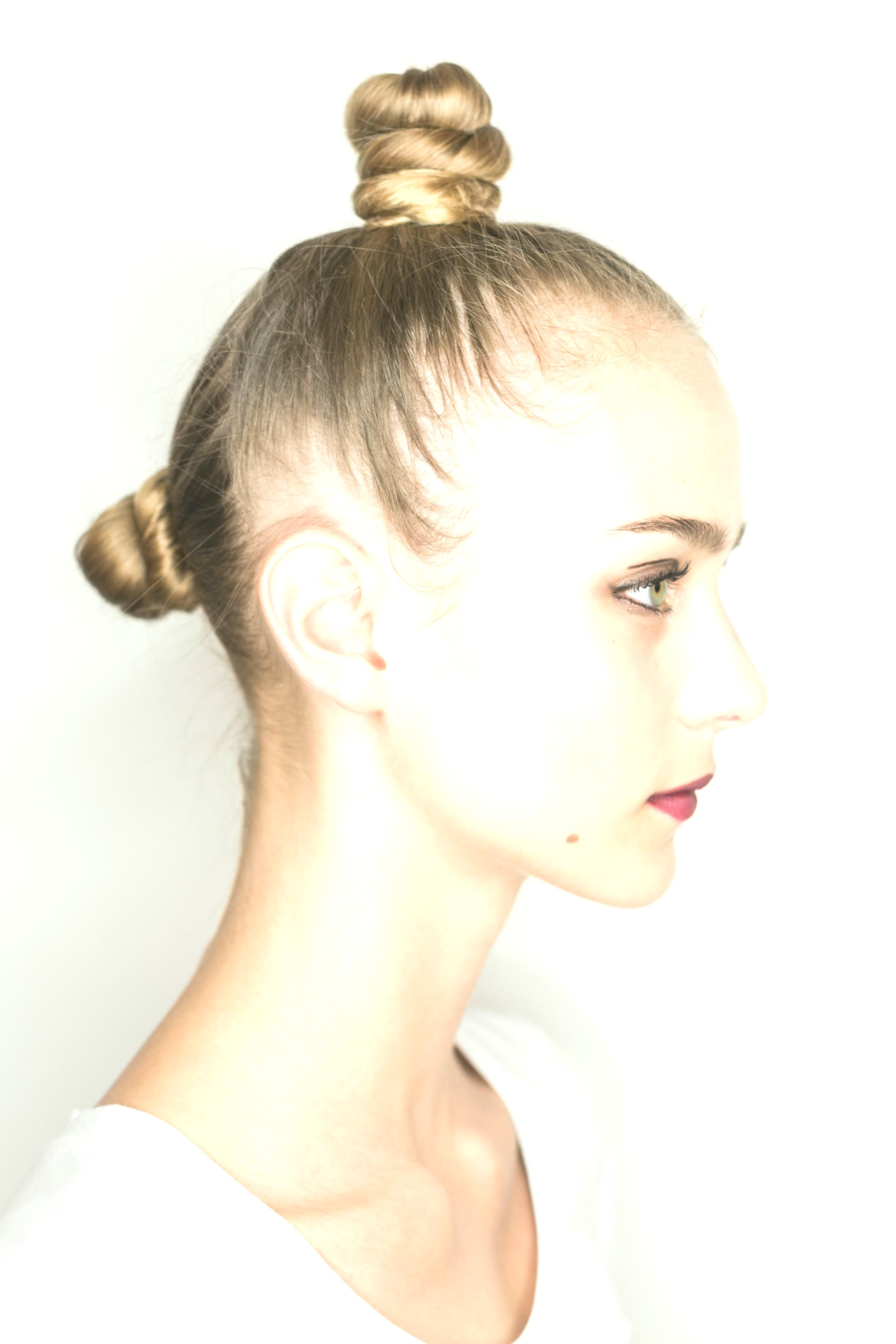 unique hairstyles for narrow faces decoration