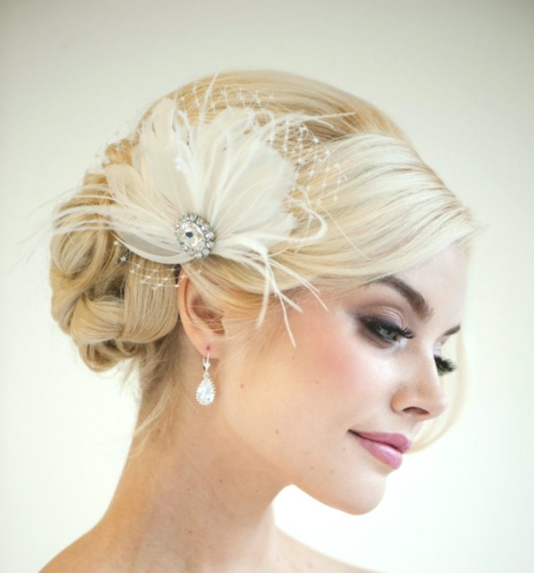 Elegant Hairstyles For A Wedding Ideas - Beautiful Hairstyles For A Wedding Gallery