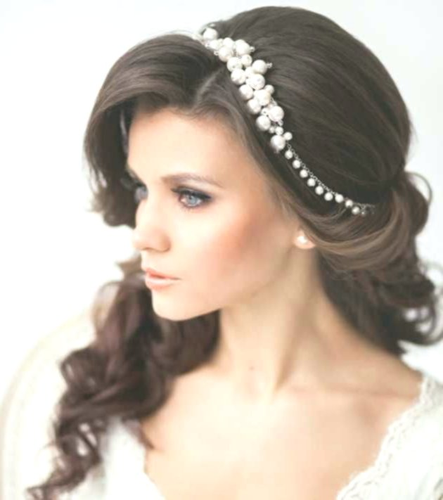 excellent bridal hairstyles open medium-length decoration-Awesome bridal hairstyles open mid-length gallery