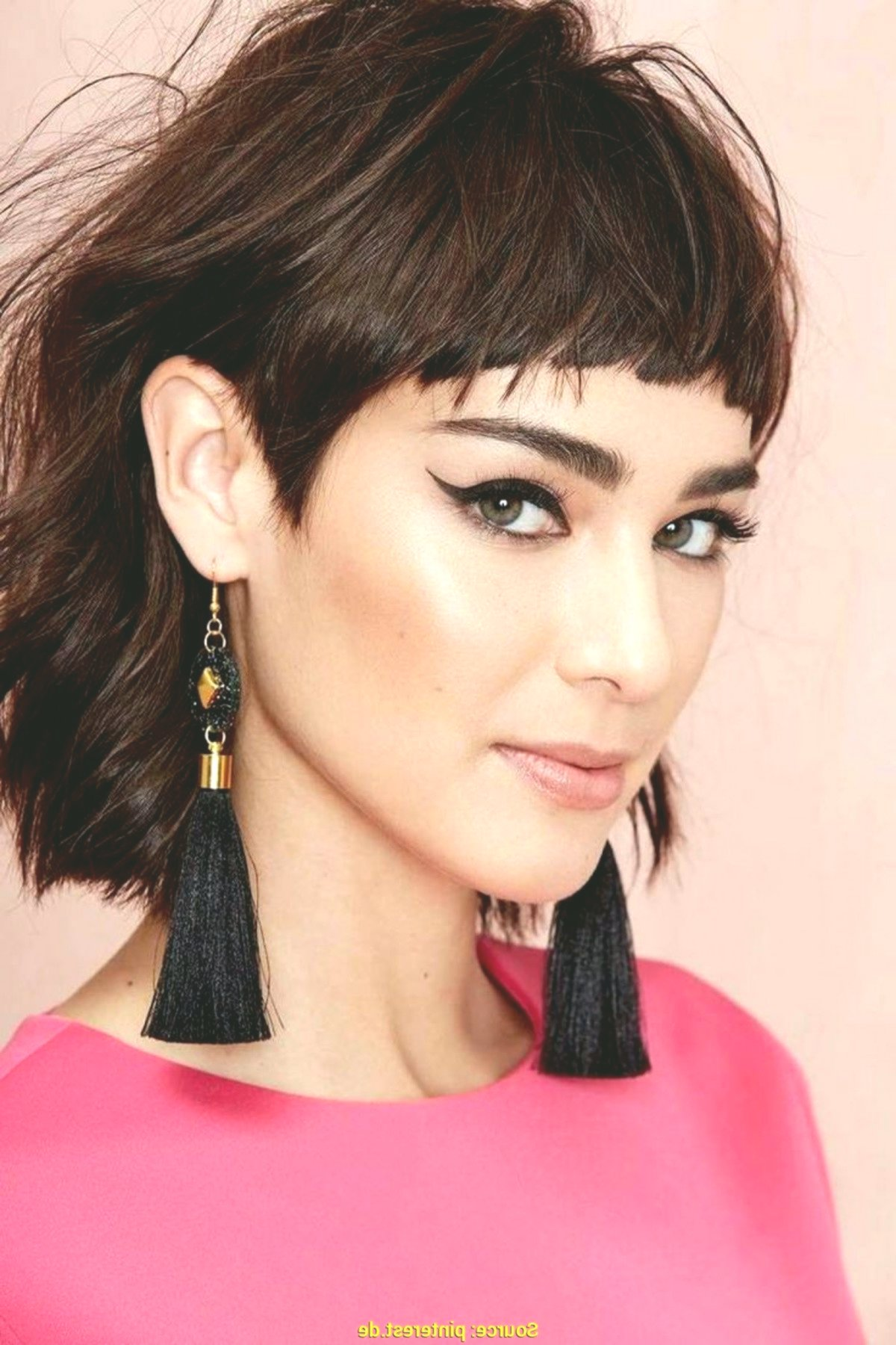 Excellent hairstyles for slender faces Design Wonderful Hairstyles For Narrow Faces Decoration